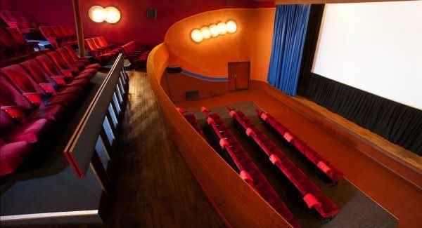 Centraltheater Leutkirch innen / Bild: Bruno Kickner